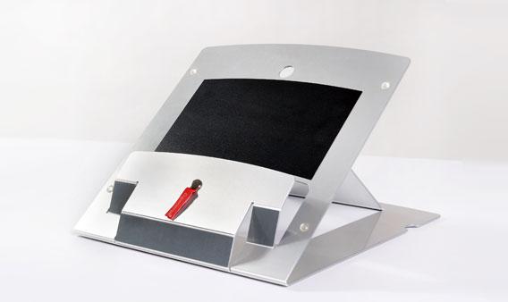 Ergonomique ErgoSummit laptopstandaard