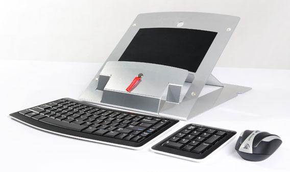 Ergonomique ErgoSummit Mobile drie-in-één oplossing
