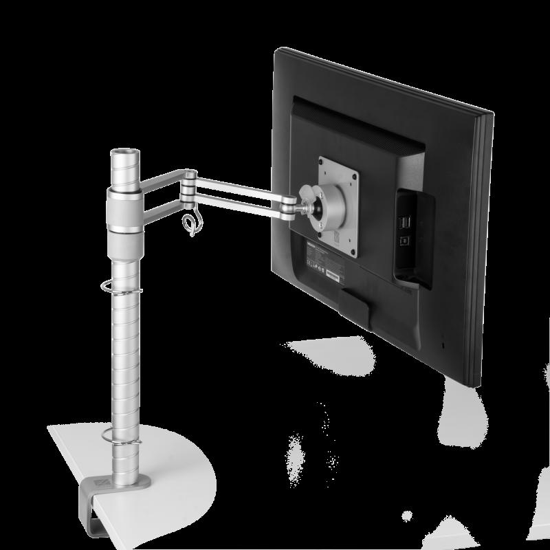 R-GO Tools Zepher 3 ECO verstelbare monitorarm