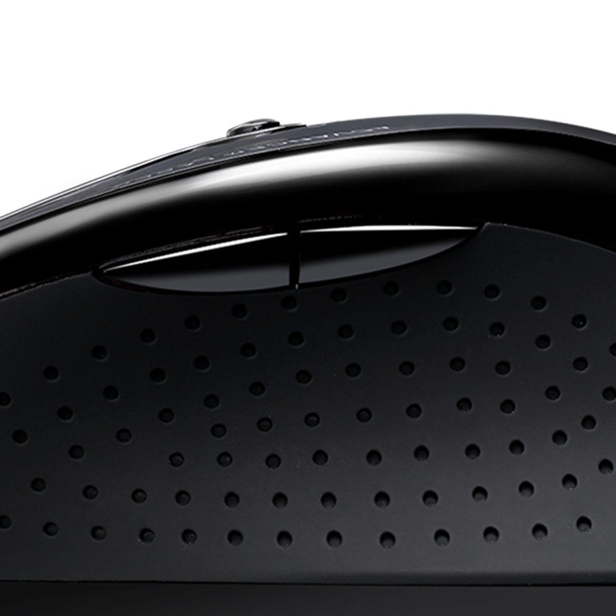 Adesso Draadloos ergonomisch toetsenbord en lasermuis