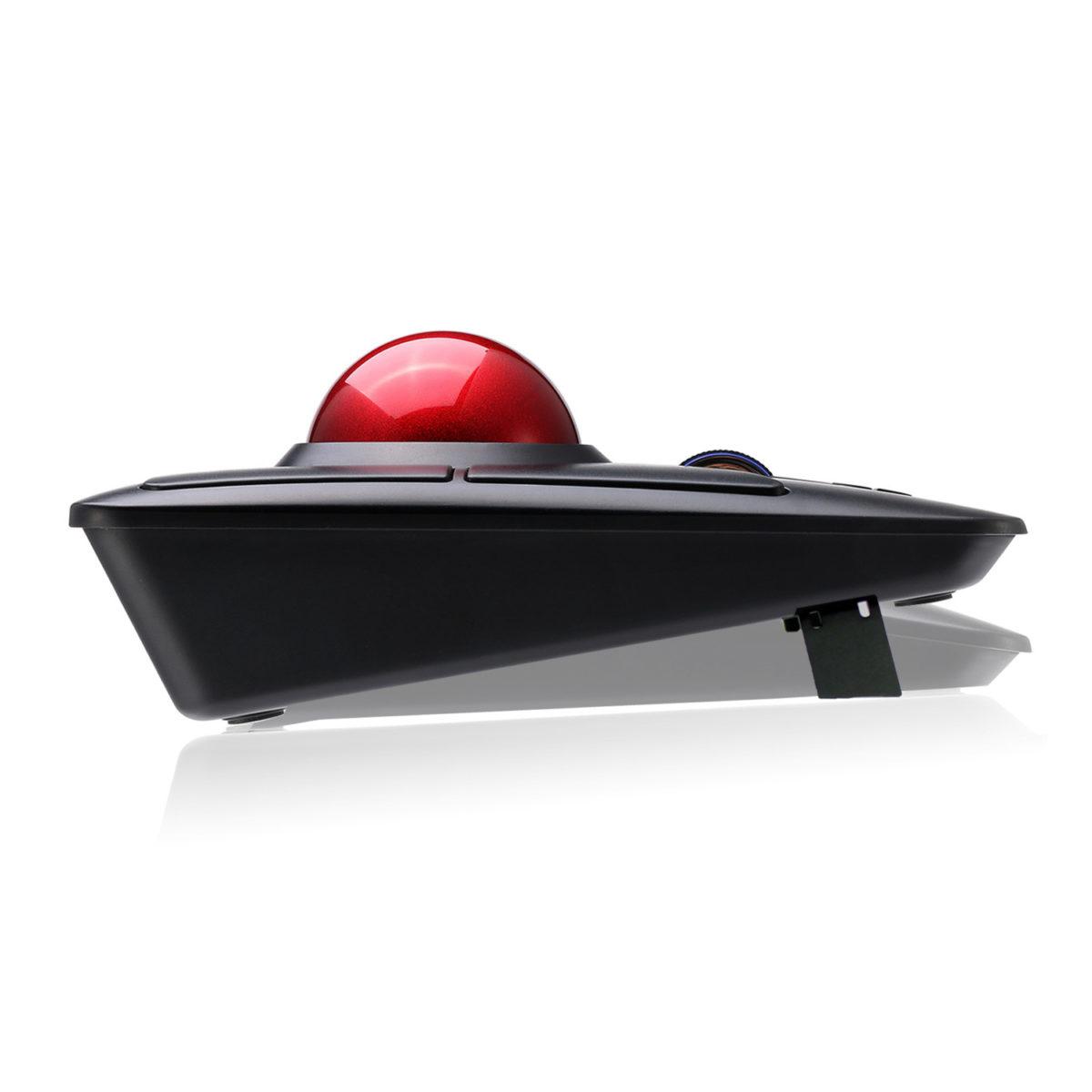 Draadloos Programmeerbare Ergonomische Trackball Muis