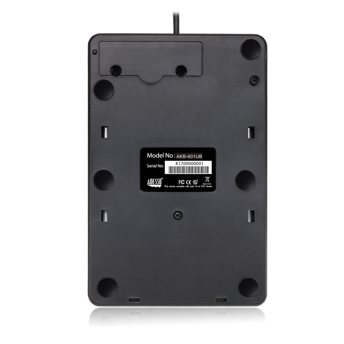 USB Numeriek toetsenbord met 18 toetsen